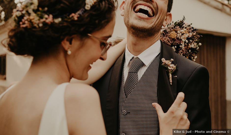 La boda de Emili y Laura en Montseny, Barcelona
