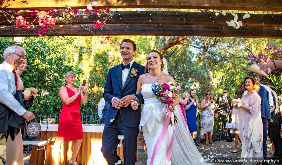 La boda de Junior y Megan en Benicàssim/benicasim, Castellón