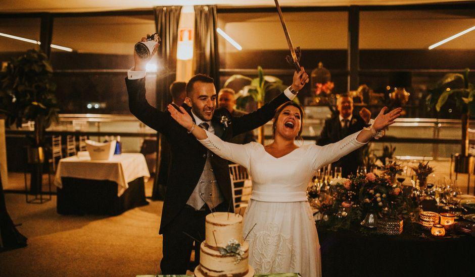 La boda de Carlos y Laura en Oliva, Valencia