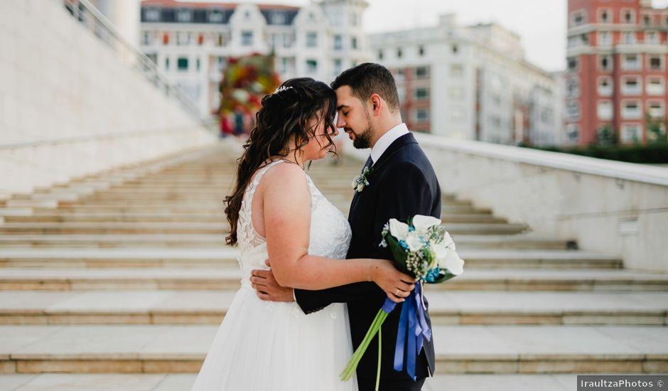 La boda de Samuel y Ana en Bilbao, Vizcaya