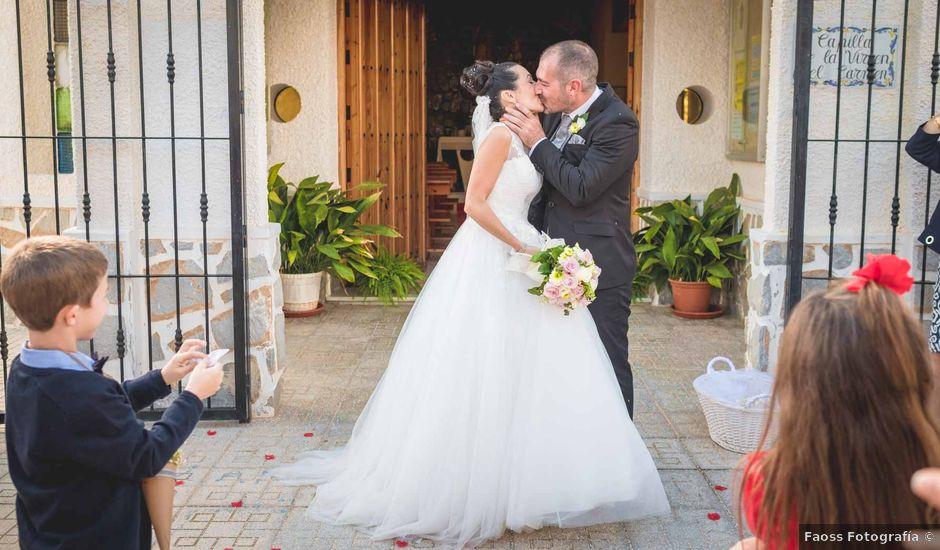 La boda de Marcos y Raquel en Santiago De La Ribera, Murcia