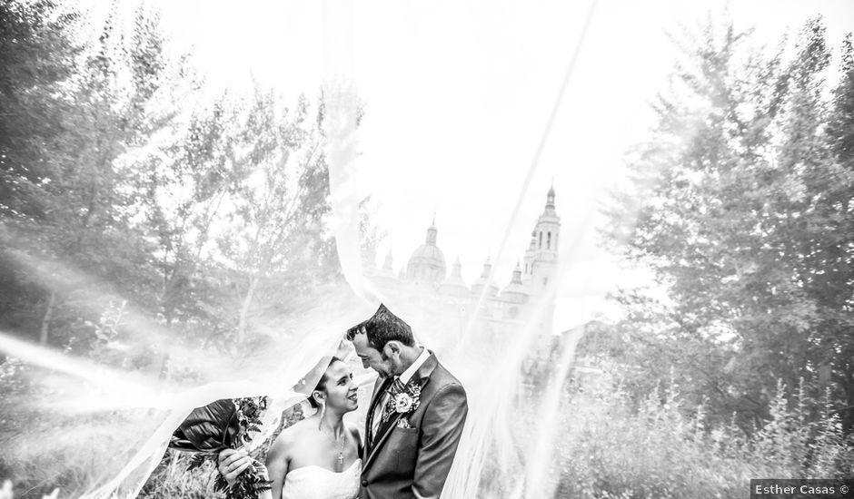La boda de Jose Manuel y Rocio en Pedrola, Zaragoza