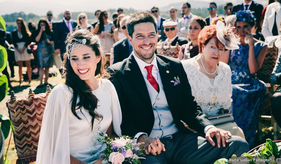 La boda de Jose y Sara en La Caridad (El Franco), Asturias
