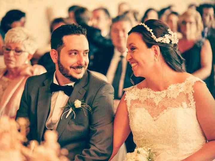 La boda de Lidia y Juanjo
