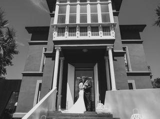 La boda de Azahara y Raul