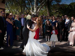 La boda de Mishel y Jose