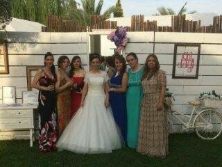 La boda de Amparo Cristina y Rafael