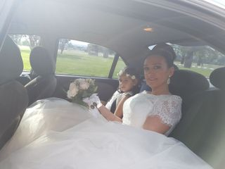 La boda de Amparo Cristina y Rafael 2