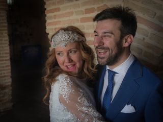 La boda de Eligia y Enrique