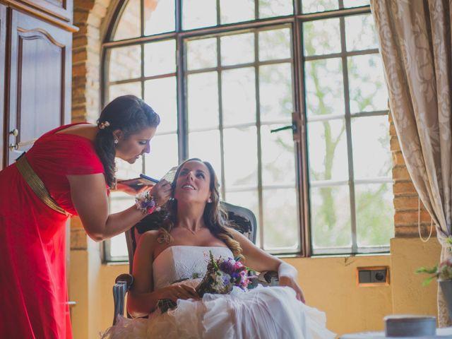 La boda de Carlos y Patricia en Castellterçol, Barcelona 43