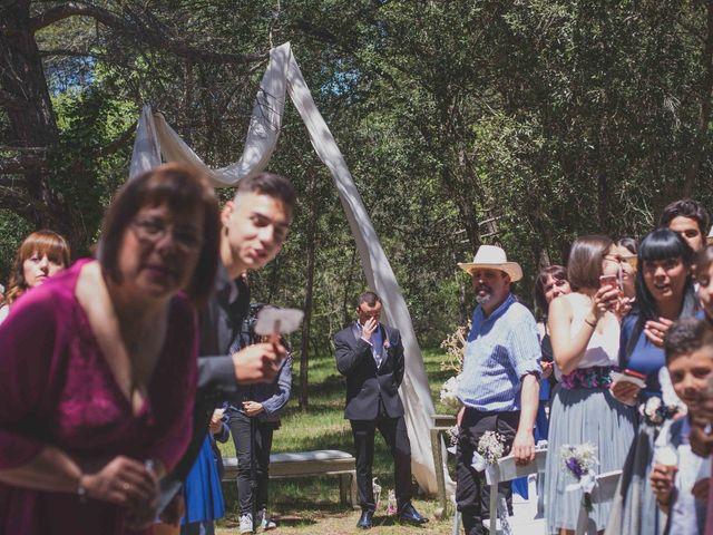 La boda de Carlos y Patricia en Castellterçol, Barcelona 56