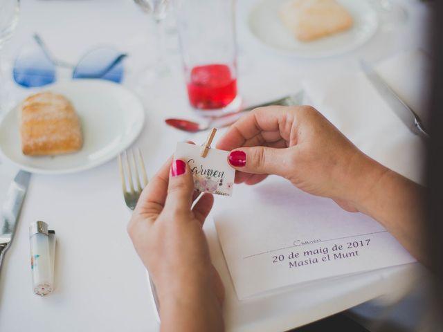 La boda de Carlos y Patricia en Castellterçol, Barcelona 85