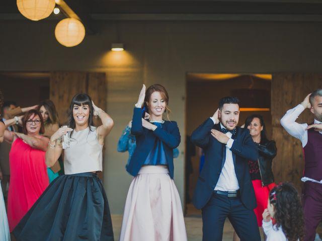 La boda de Carlos y Patricia en Castellterçol, Barcelona 122