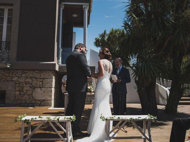 La boda de Raul y Azahara en Santander, Cantabria 16