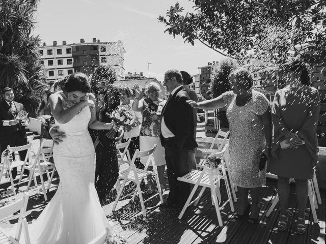 La boda de Raul y Azahara en Santander, Cantabria 17