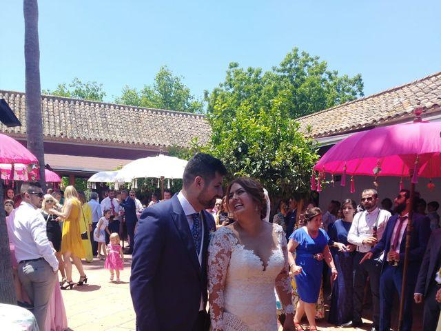 La boda de Ivan  y Marta en Los Barrios, Cádiz 3
