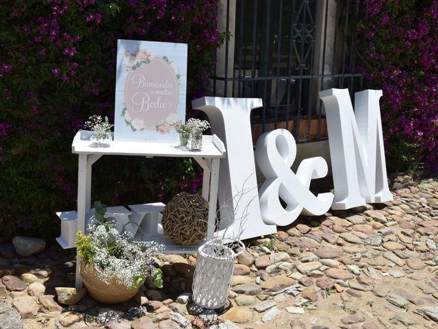 La boda de Ivan  y Marta en Los Barrios, Cádiz 1