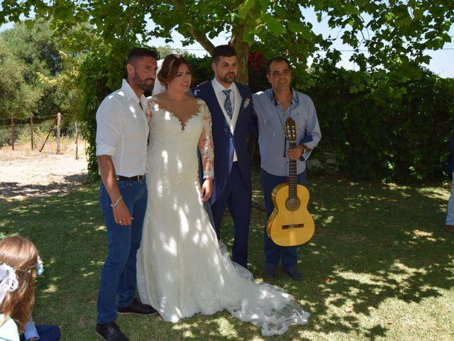 La boda de Ivan  y Marta en Los Barrios, Cádiz 2