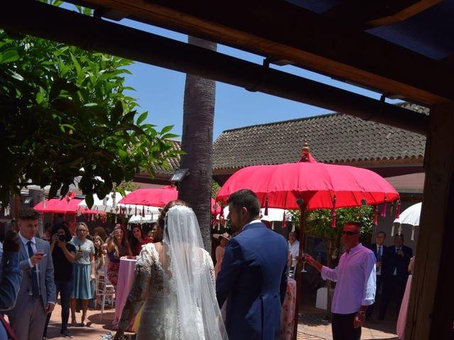 La boda de Ivan  y Marta en Los Barrios, Cádiz 10