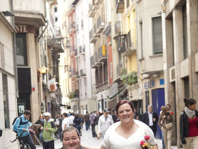 La boda de Arantxa y Javi en Pamplona, Navarra 4