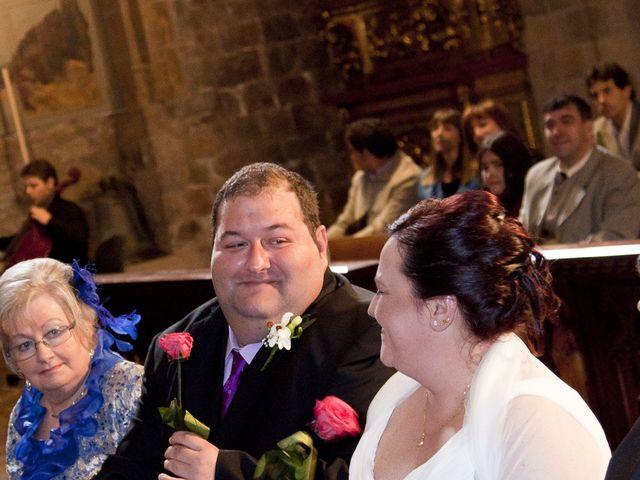 La boda de Arantxa y Javi en Pamplona, Navarra 10