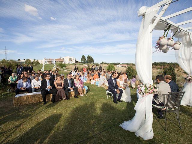 La boda de Antonio y Guiomar en San Agustin De Guadalix, Madrid 6