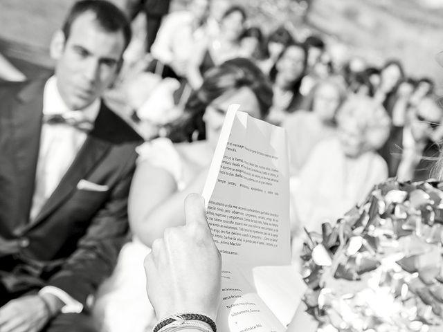 La boda de Antonio y Guiomar en San Agustin De Guadalix, Madrid 8