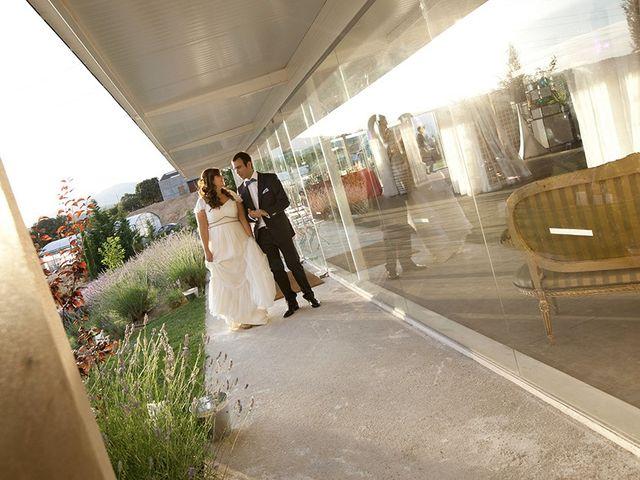 La boda de Antonio y Guiomar en San Agustin De Guadalix, Madrid 18