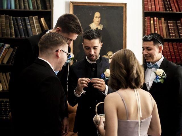 La boda de Andrei y Elena en Partida San Juan, Alicante 9
