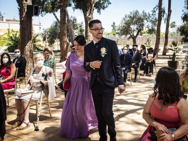 La boda de Andrei y Elena en Partida San Juan, Alicante 19