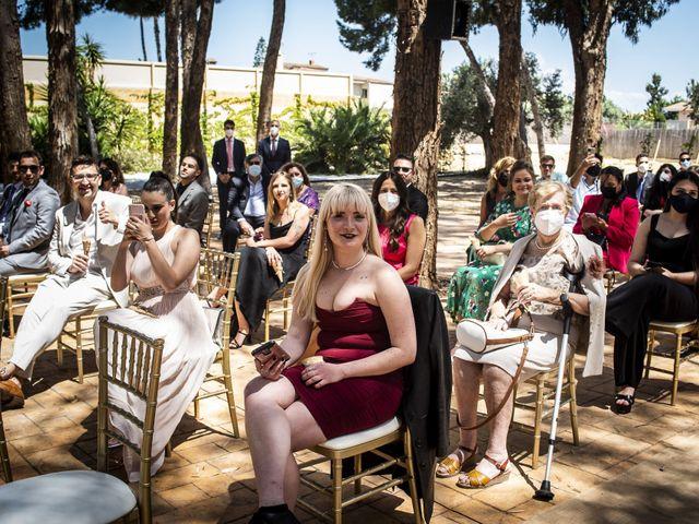 La boda de Andrei y Elena en Partida San Juan, Alicante 20