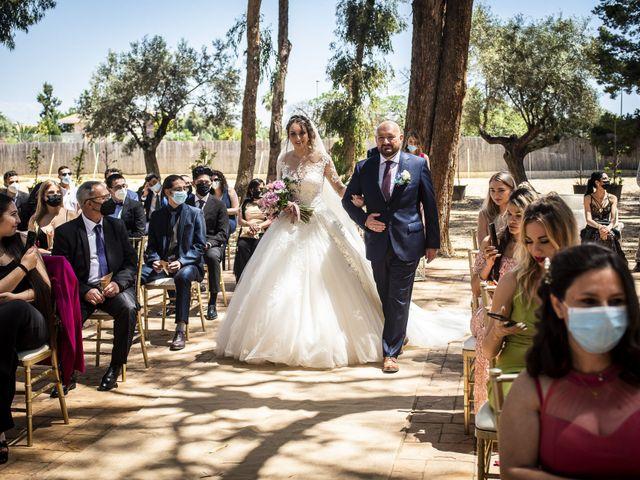 La boda de Andrei y Elena en Partida San Juan, Alicante 24