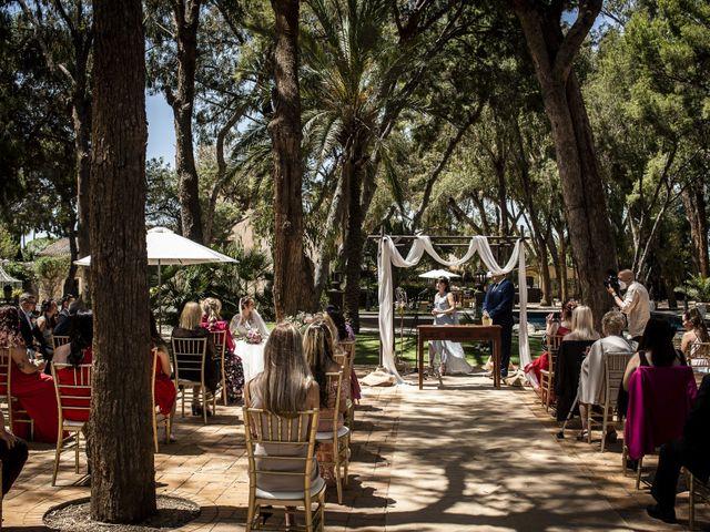 La boda de Andrei y Elena en Partida San Juan, Alicante 25