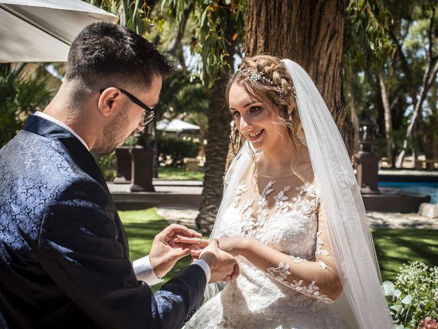 La boda de Andrei y Elena en Partida San Juan, Alicante 26