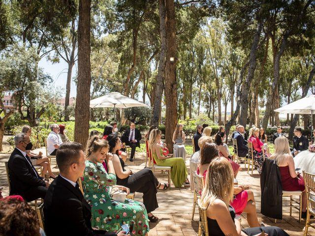 La boda de Andrei y Elena en Partida San Juan, Alicante 28