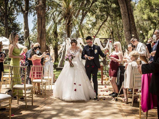 La boda de Andrei y Elena en Partida San Juan, Alicante 34