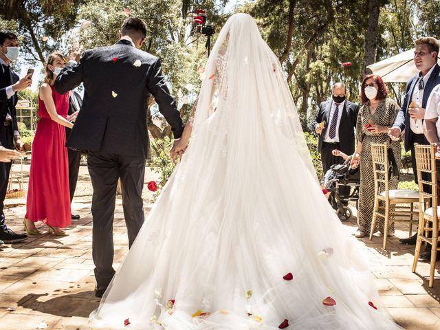 La boda de Andrei y Elena en Partida San Juan, Alicante 35