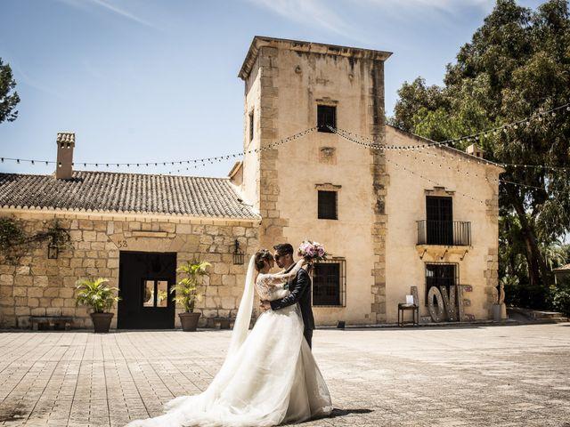 La boda de Elena y Andrei