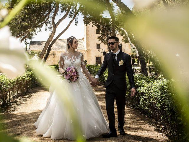 La boda de Andrei y Elena en Partida San Juan, Alicante 41