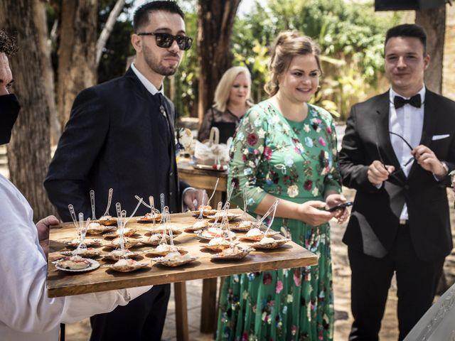La boda de Andrei y Elena en Partida San Juan, Alicante 46