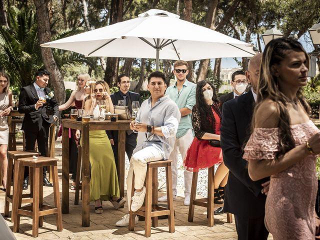 La boda de Andrei y Elena en Partida San Juan, Alicante 48