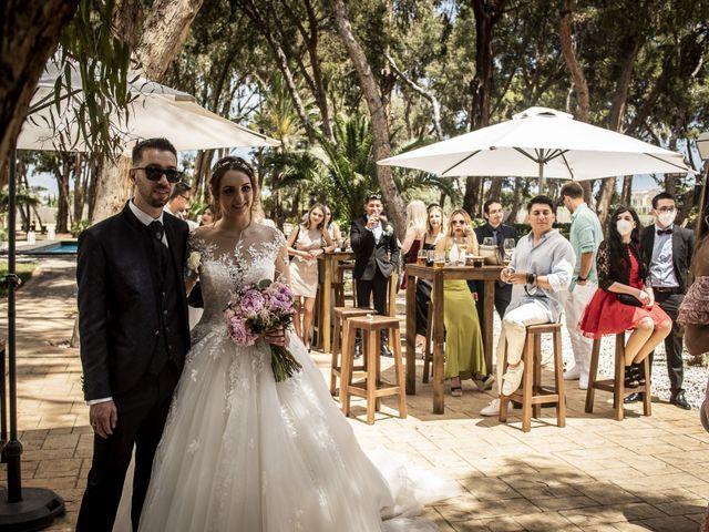 La boda de Andrei y Elena en Partida San Juan, Alicante 49