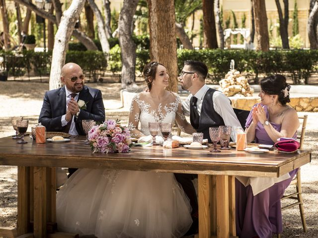 La boda de Andrei y Elena en Partida San Juan, Alicante 52