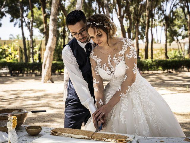La boda de Andrei y Elena en Partida San Juan, Alicante 54