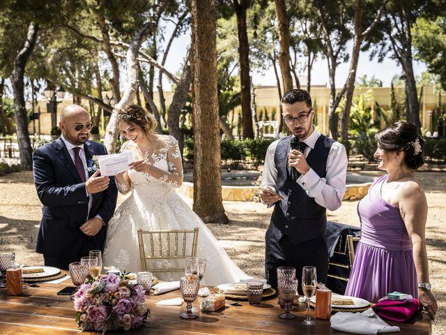 La boda de Andrei y Elena en Partida San Juan, Alicante 55