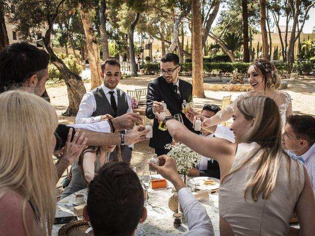 La boda de Andrei y Elena en Partida San Juan, Alicante 58