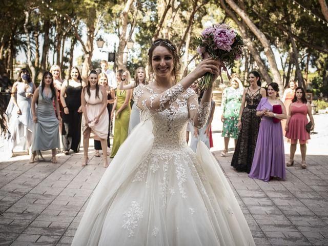 La boda de Andrei y Elena en Partida San Juan, Alicante 62