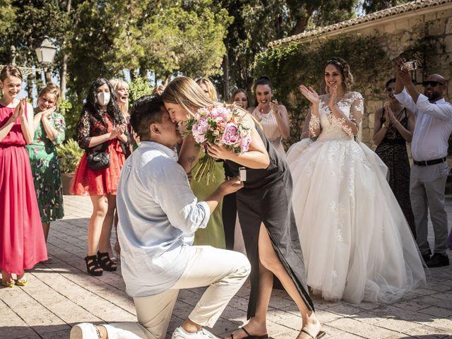 La boda de Andrei y Elena en Partida San Juan, Alicante 64
