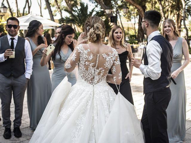 La boda de Andrei y Elena en Partida San Juan, Alicante 65