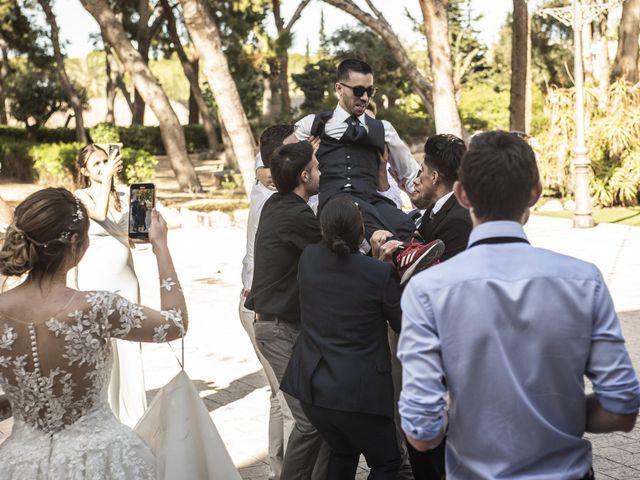 La boda de Andrei y Elena en Partida San Juan, Alicante 66
